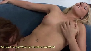 Lilly Banks and Maddy Oreilly Eat Some Yummy Pussy Pie