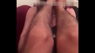 Slave girl love to lick foot
