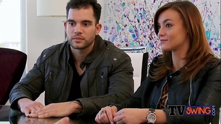 Matt and Alexis hook up with horny wives before their full swap
