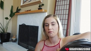 Niki Snow wants to spend more time with her big stepbro!