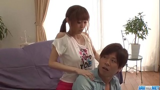 Mikuru Shiina serious home porn along guy with big cock - More at 69avs com