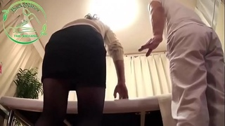 Relaxing Muscle to Relieving Stress , cute sexy girl massage