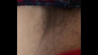 Straight guy getting hard for show straightguy6 on chaturbate