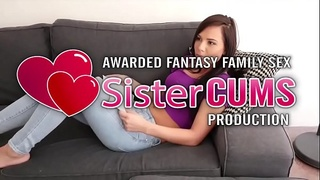 Drunked Sister Loves Brother Cock - SisterCums.com