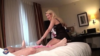 Mommy Domme Constance'_s Diapered Cuckold Preview