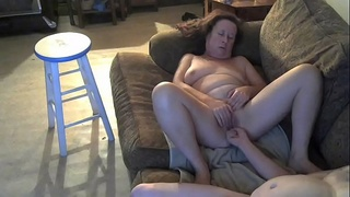 girlfriend grinding that pussy on my hard dick