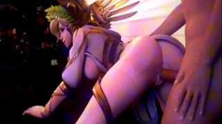 Overwatch Sex Collection