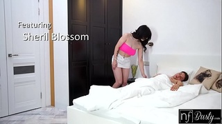 NF Busty- Morning Wood Sucked By BIg Tit Teen S6:E7