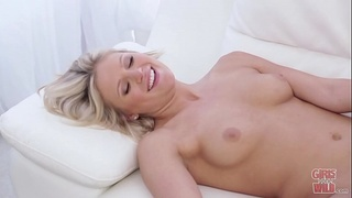 GIRLS GONE WILD - 19 Year Old Shelby Makes Love To Her Fantasy Girl, Erin