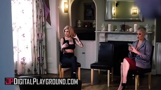 (Ivy Lebelle, Danny D) - Save Our Souls Scene 1 - Digital Playground