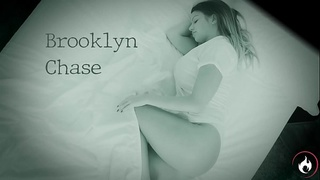 In Dreams: Brooklyn Chase Sensual Sex with Creampie -Laz Fyre