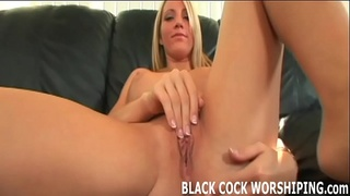I think I am addicted to big black cock