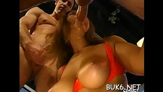 Lusty chaps are spraying their cumshots into babe'_s face hole