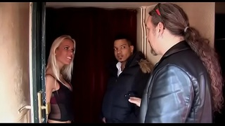 Lewd man pays some amsterdam hooker for steaming sex