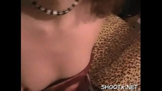 Hot girlfriend lets her guy take total advantage over her