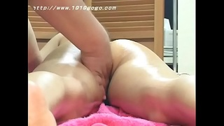 GoGo Massage - Deep Fingering