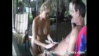 Outdoor Swingers Party in Australia