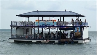 Blue Rock Floating Bar Olongapo Philippines