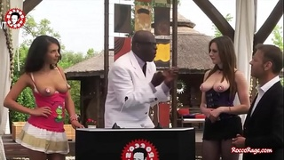 Anal Sex With Two Hot Babes