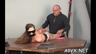 Top fetish thraldom porn with girls on fire addicted to ramrod