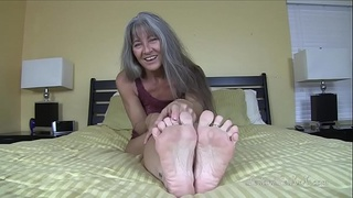 POV Foot Worship 6 TRAILER