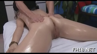 Playgirl performs fellatio and gets banged in doggy style