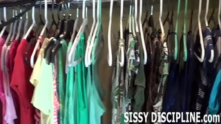 I want to help you pick out a sissy outfit