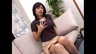 mother,masturbation,asian,fingering,japanese,mom,big boobs