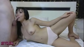 Horny asian babes