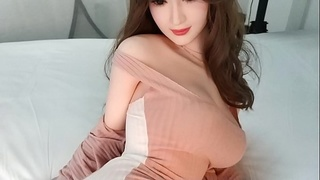 ESDoll 165cm Real Sex Doll Silicone Japanese Love Doll