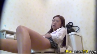 Fingering asian pisses
