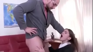 Young Teens With Old teachers www.porndealing.com