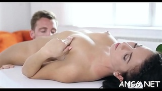 Sucking males magic love stick turn angel into a slut