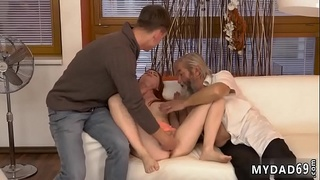 Daddy molest anal Unexpected experience with an older gentleman