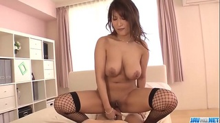 Yume Mizuki loves the dicks in her pussy and ass - More at 69avs com