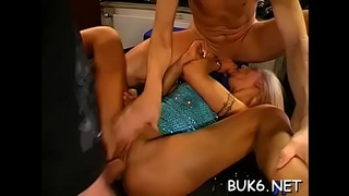 Filling their mouths with milky sex cream drive beauties crazy