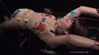 Electro torture Asian Girl Japanese - 18