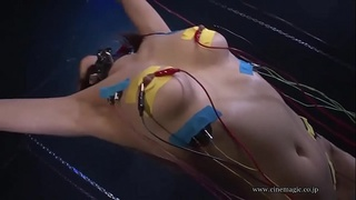 Electro torture Asian Girl Japanese - 13