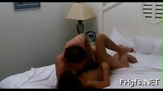 Horny girl with soaking juicy bawdy cleft is in the mood for a fuck