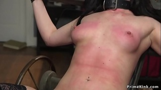 Babe rented spare room and anal fucks