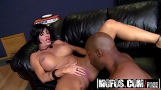 Hot milf (Shay Fox) likes rap and Big black cock - MOFOS