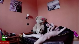sex with a teddy bear ADR00226