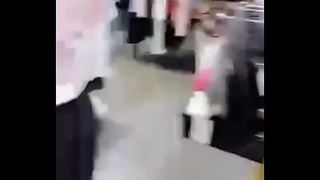 my first blow job in public we take in shop where are many people sex in public thai girl suck dick strong in shoping mall