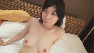 Asian in Bed 03