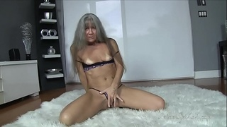 leilani lei,point of view,milf,sheer lingerie,petite,jerk off instructions,mature