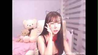 cute korean cam girl 1
