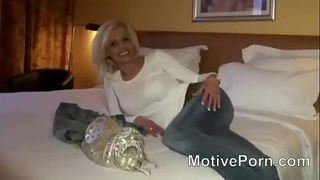MILF Amelie Matis Butt Fucked by Black Cocks - watch part2 on MotivePorn.com