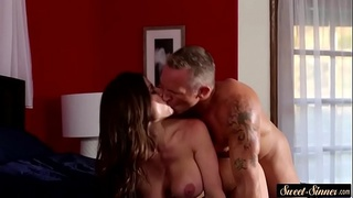 Astonishing milf banged till cumshot