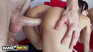 BANGBROS - Big Colombian Asses Threesome With Cielo and Yenny Contreras - 3 of 3
