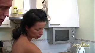 German Mom Loves to Fuck With Neigbor
